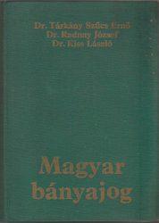 Magyar bányajog