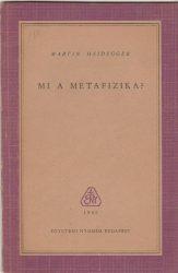 Mi a metafizika?