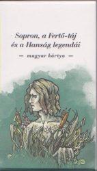 Sopron, a Fertő-táj és a Hanság legendái - magyar kártya
