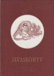 Javaskönyv