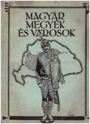 Magyar megyék és városok