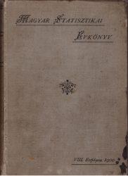 Magyar Statisztikai Évkönyv 1900