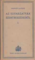 Az egyházatyák szentbeszédeiből I. kötet