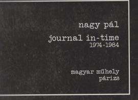 Journal in-time 1974-1984