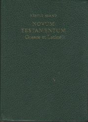 Novum Testamentum - Graece et Latine