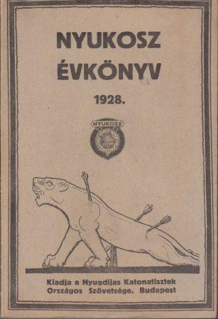 NYUKOSZ évkönyv 1928