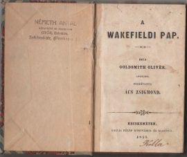 A wakefieldi pap