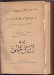 Oszmán-török nyelvkönyv