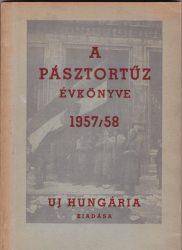 A Pásztortűz Évkönyve 1957/58