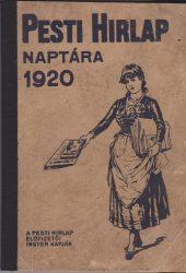 Pesti Hírlap Naptára az 1920. szökőévre