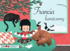 Francia karácsony - Papírszínház mese