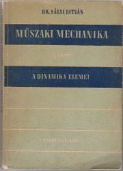 Műszaki mechanika II. kötet