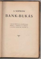 A soproni bank-bukás