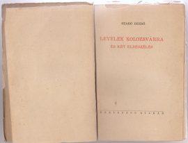 Levelek Kolozsvárra és két elbeszélés