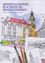 Színezd ki Sopron és a Fertő-táj nevezetéssegeit!