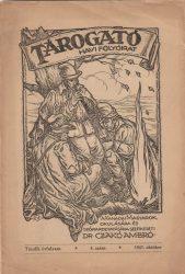 Tárogató. Tizedik évfolyam. 4. szám 1947. október