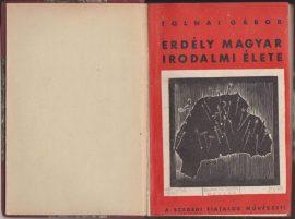 Erdély magyar irodalmi élete