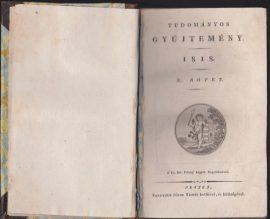 Tudományos Gyűjtemény 1818