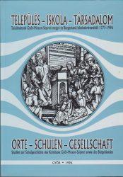 Település - iskola - társadalom. Orte - Schulen - Gesellschaft