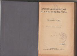 Nagy-Magyarországból Kis-Magyarországba