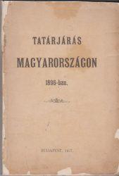Tatárjárás Magyarországon 1896-ban