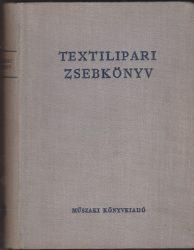 Textilipari zsebkönyv