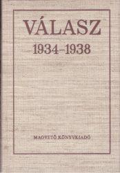 Válasz 1934-1938