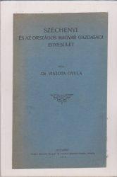 Széchenyi és az Országos Magyar Gazdasági Egyesület