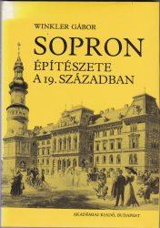 Sopron építészete a 19. században