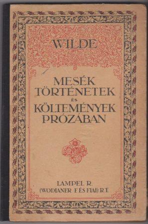 Mesék, történetek és költemények prózában
