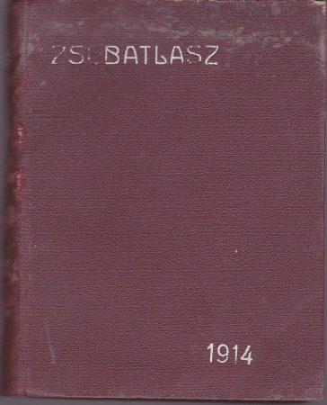 Zsebatlasz naptárral és statisztikai adatokkal az 1914. évre
